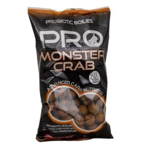 Boilies probiotic monster crab starbaits 300x300 - Boilies Probiotic Monster Crab Starbaits