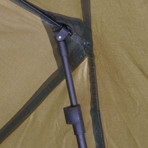 Brolly Dynamic NGT 3 300x300 - Refugios para carpfishing (Bivvy)