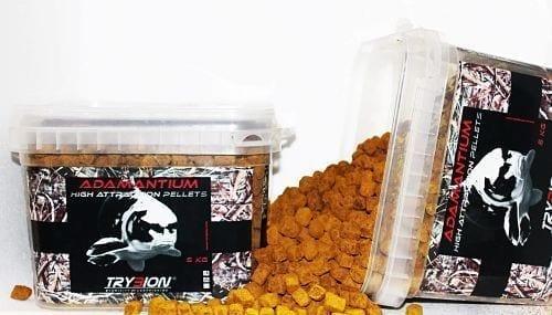 Cubo Pellets 5 kG ADAMANTIUM - Cubo Pellets Trybion 5 Kg Adamantium