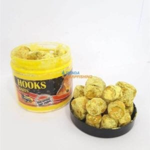 HOOKS PELLETS POWDER DIPS PINA SCOPEX 14 20 MM poisson fenag 300x300 - Hook Baits Piña Scopex en polvo Poisson Fenag