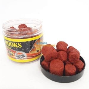 HOOKS PELLETS POWDER DIPS ROBIN RED 14 20 MM poisson fenag 300x300 - Hook Baits Robin Red en polvo Poisson Fenag