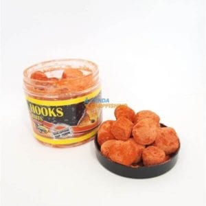 HOOKS PELLETS POWDER DIPS SALMON CHILLI 14 20 MM poisson fenag 300x300 - Hook Baits Salmón Chilli en polvo Poisson Fenag