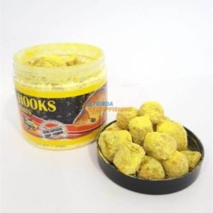 HOOKS PELLETS POWDER DIPS SWEET CORN 14 20 MM poisson fenag 300x300 - Hook Baits Sweet Corn en polvo Poisson Fenag