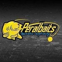 Logo peralbaits carpfishing -