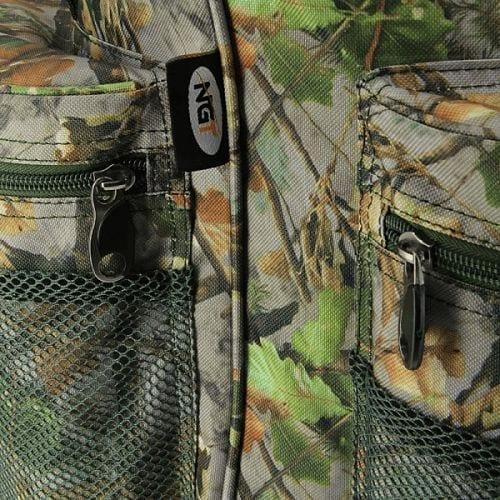 Macuto ngt de camuflaje para carpfishing3 - NGT Bolso Carryall Color Camuflaje