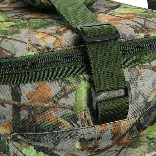 Macuto ngt de camuflaje para carpfishing4 - NGT Bolso Carryall Color Camuflaje