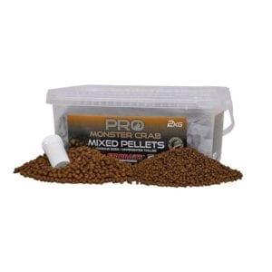 Mix de pellets monster crab starbaits 300x300 - Mix de pellets Probiotic Monster Crab