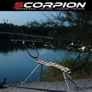 ROD POD SCORPION BLACK EDITION 2 300x300 - Trybion rod pod Scorpion Black Edition