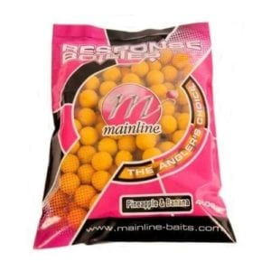 boilines pineapple banana mainline 300x300 - Boilies para carpfishing