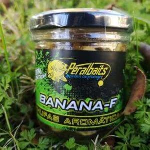 chufas banana fresa peralbaits 300x300 - Cebos para Carpas