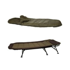 como saco bed chair fox eos 300x300 - Bed Chair Fox Eos 2 + Saco de dormir Fox Eos 2