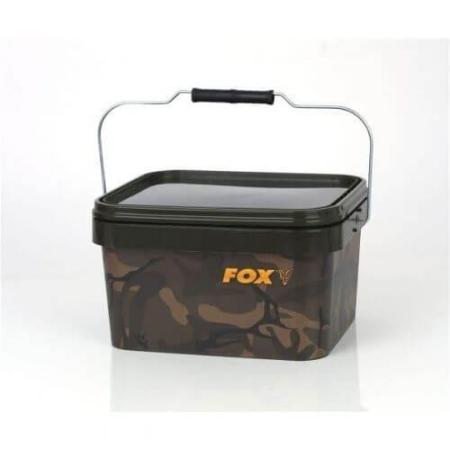 cubeta fox - Cubo 5 litros camuflaje Fox