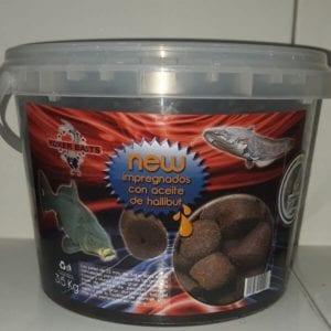 cubo pellets poisson fenag 300x300 - Cebos para Carpas