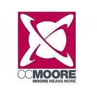 logo ccmoore carpfishing -