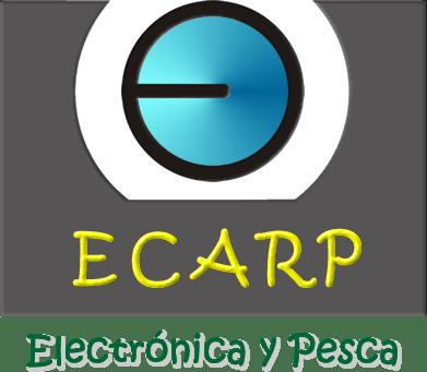 logo electrocarp - Barco cebador Carpio con sonda y GPS