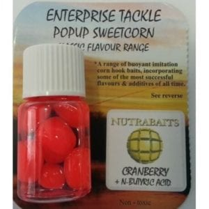 maiz enterprise nutrabaits cranberry 300x300 - Maices artificiales para carpfishing