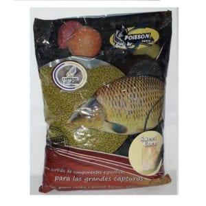 micropellets sweet corn poisson fenag 300x300 - Micro Pellets Sweet Corn 3mm Poisson Fenag