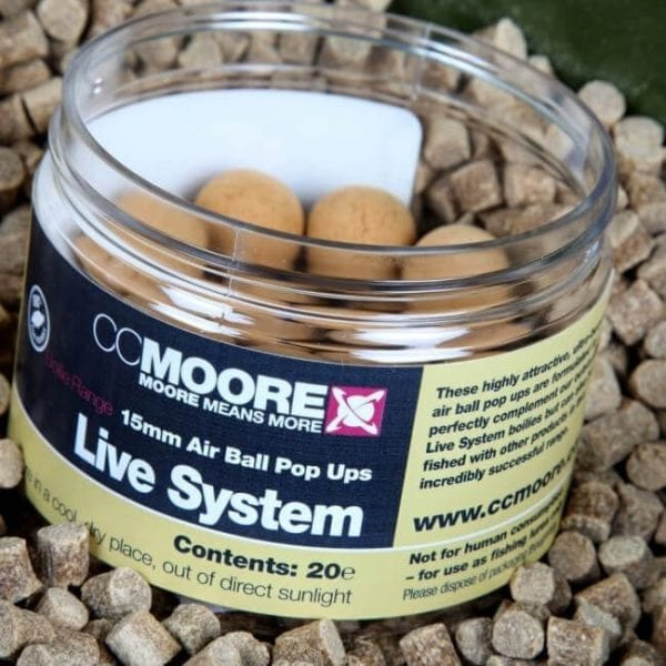 pop up session pack live system ccmoore 600x600 - Session Pack Live System 18 mm