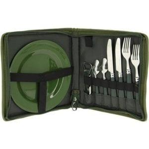 set de cubiertos y platos NGT 300x300 - Set de cubiertos y platos NGT de camuflaje