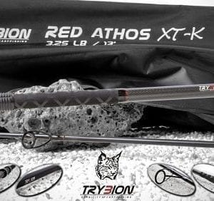 Cana Trybion RED ATHOS XT K 3 300x282 - Caña Trybion Red Athos XT-K 13""
