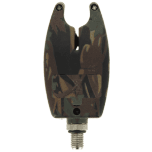 NGT Bite Alarma Control 3 300x300 - NGT Alarma con Control de Volumen y Tono, Camuflaje