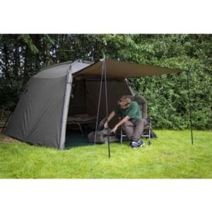 Refugio Avid Carp Screen House Compact