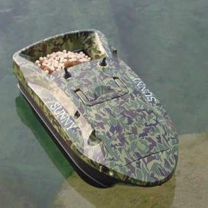Barco cebador Sunny 2.0 300x300 - Barco cebador Sunny 2.0 con sonda