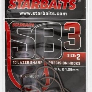 Starbaits SB3 N2 300x300 - Anzuelos Starbaits SB3 Nº2