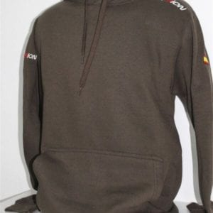 sudadera marron trybion