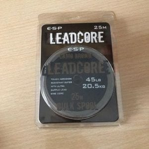 Leadcore ESP Camo Brown 300x300 - Leadcore Camo Brown