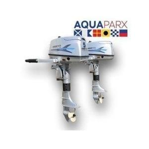 Motor FUERABORDA AQUAPARX 5 HP 300x300 - Motor Aquaparx Fueraborda 5 HP