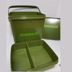 Set cubo Starbaits 13 litros 300x300 - Set Cubo Starbaits 13 litros