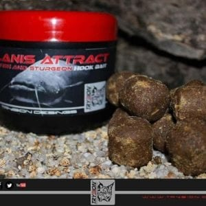 Glanis Attract Hook Baits