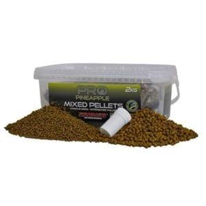 Mix de pellets probiotic sabor pina 300x300 - Mix de pellets probiotic sabor piña