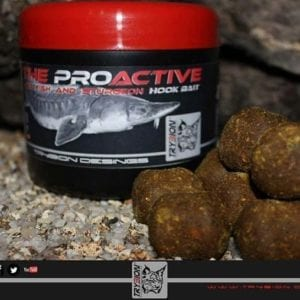 The proactive Hook Baits Trybion