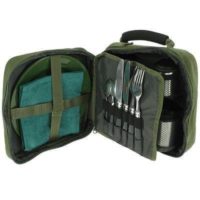 set de utensilios para campada - Set de utensilios de cocina NGT
