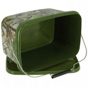 Cubeta NGT camuflaje carp 300x300 - Cubeta 12,5 litros NGT