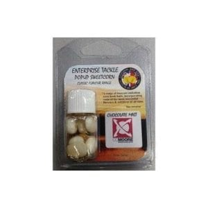 Maiz Ccmoore chocolate blanco enterprise 300x300 - Maices artificiales para carpfishing