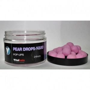 Pop ups Pear Drops Vitalbaits 300x300 - Pop ups Pear Drops Vitalbaits