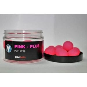 Pop ups Pink Plus Vitalbaits 300x300 - Pop ups Pink Plus Vitalbaits