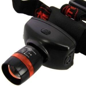 linterna de cabeza ngt 2 300x300 - Linterna frontal NGT de 300 lumenes