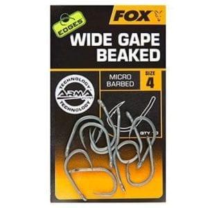 anzuelos fox wide gape beaked 300x300 - Anzuelos Fox Wide Gape Beaked 4