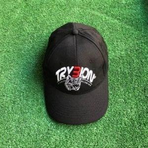 Gorra Trybion negra 300x300 - Gorra Trybion negra