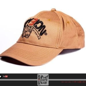 gorra trybion marron