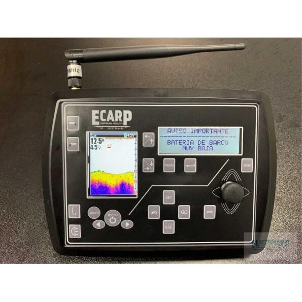 Barco cebador carpio c3 4 - Barco cebador Carpio C3 con GPS