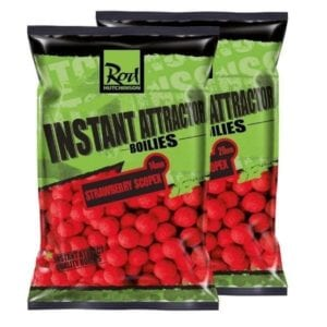 boilies strawberry scopex rod hutchinson 300x300 - Boilies para carpfishing