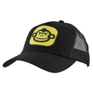 gorra rigde monkey negra y amarillo 300x300 - Gorra Ridge Monkey negra logo amarillo