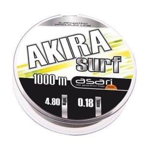 Hilo asari akira surf carpfishing 300x300 - Sedal, hilos, líneas y trenzados para carpfishing