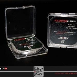 fluroro carbono para bajos trybion 300x300 - Fluoro Carbono para bajos 0,45 mm Trybion