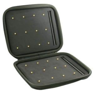 Caja semirigida virux portabajos 300x300 - Macutos, bolsos y mochilas de carpfishing